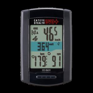 CatEye Stealth Evo GPS CC-GL51 Inalámbrico Bicicleta + Plus Bicicleta equipo ANT +