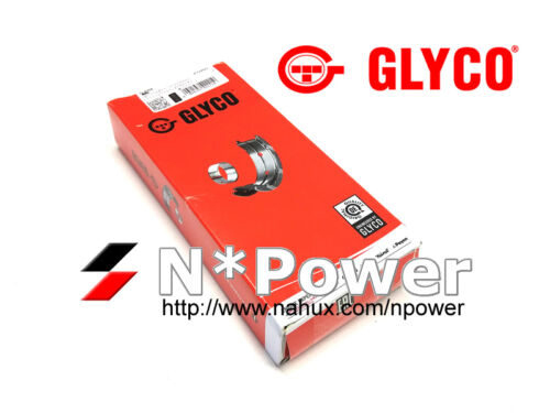 GLYCO MAIN BEARING 0.25MM FOR BMW M20 B25 2.5L SOHC 12V 325i 325iS E30 525i E34