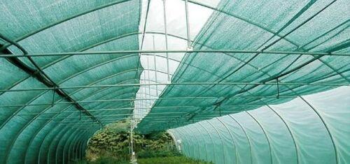 Schattiernetz Sonnenschutz Pflanzenschutz Sichtschutznetz HaGa® 40/% 50m L x 1m H