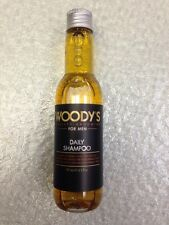 WOODY'S Quality Grooming For Men Daily Shampoo For Normal Oily Hair 6.3 oz