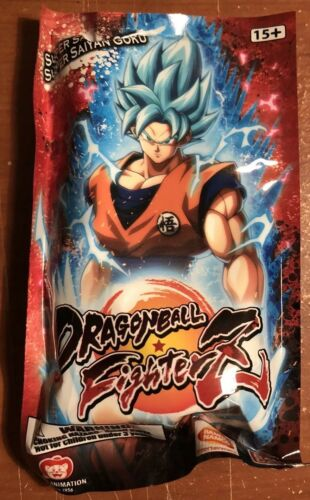 NEW Dragon Ball FighterZ Super Saiyan Goku SSGSS Figure Day One PS4 XBOX XBONE