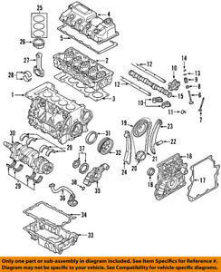 mini oem 02 06 cooper engine crankshaft crank main bearing rh ebay com 2009 mini cooper clubman engine diagram 2006 Mini Cooper Engine Diagram