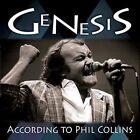According to Phil Collins Genesis 0760137870029