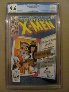 Uncanny-X-Men-172-Marvel-Comics-Wolverine-Engaged-CGC-9-6-Near-Mint