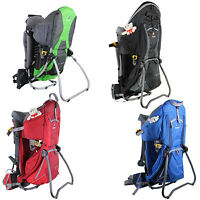 Deuter Kid Comfort 1 2 3 Child Carrier Backpack Children's Frame Carry