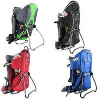 Deuter Kid Comfort 1 2 3 Child Carrier Backpack Children's Frame Carry