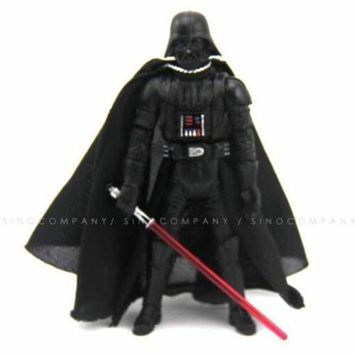 2005 Star Wars Darth Vader Revenge Of The Sith 3.75/'/' Action Figure