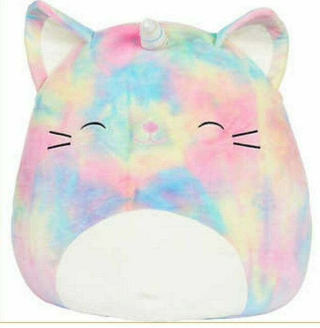 SQUISHMALLOW ~ Cali the Caticorn 16 inch Super Pillow Soft XL Toy FREE Shipping
