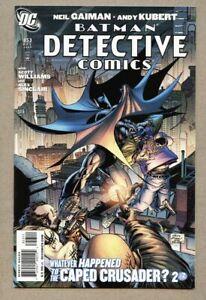 Detective-Comics-853-2009-nm-9-4-STANDARD-Cover-Batman-Neil-Gaiman-Andy-Kubert
