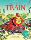 Sticker Puzzle Train by Susannah Leigh (Paperback, 2015)
