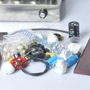 Details about 1set Class A Single Ended 6N8P 6L6GC Tube Amplifier 8W*2 DIY  Kit