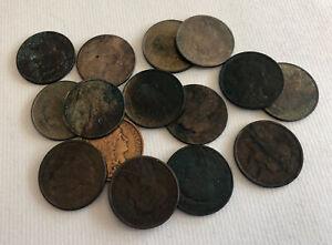Set 15 Pieces 5 CENTIMES France Since REF64736