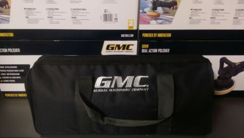 GMC Dual Action DAS Polisher 8 Heads Mini Plate and Compound