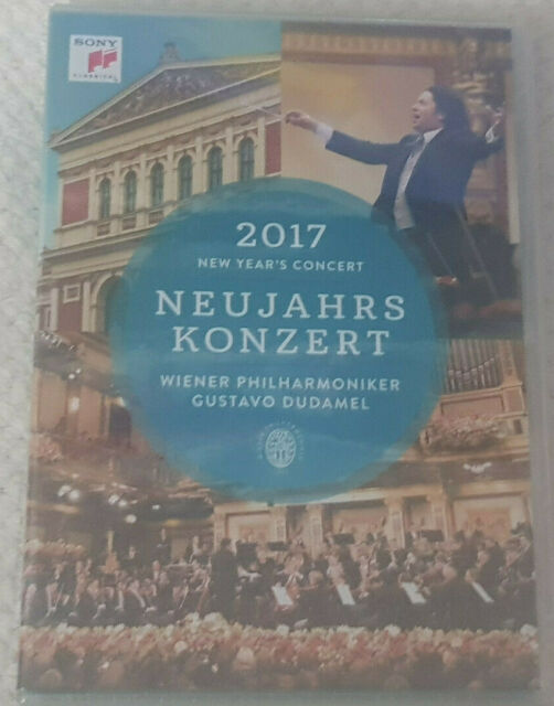 DVD Neujahrskonzert 2017 / New Year's Concert 2017 [DVD] [NTSC] NEW