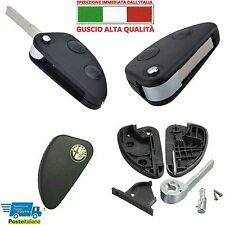 GUSCIO CHIAVE KEY TASTI SCOCCA COVER 2 TASTI ALFA ROMEO 147 156 166 GT E ALTRI