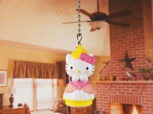 Image Is Loading Hello Kitty Little Princess Ceiling Fan Pull Light