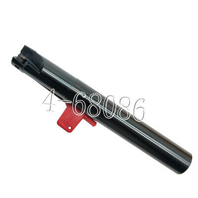 400R C25.4-25.4R0.8-200 Milling Toolholder end mill cutting For APMT1604 insert