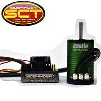 Castle Creations Sv3 Sidewinder Sc Wp Esc W 3800kv Motor Sensored : Slash 4x4 on sale