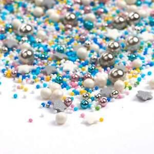 Sprinkle-Mix-Cosmic-G-Zucker-Perlen-Streusel-Mix-Kuchen-Tortendeko-Medley-500-g