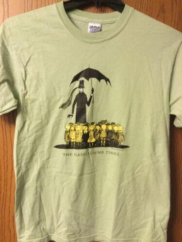 The Gashly Crumb Tinies. 1999. Green Shirt.  M.