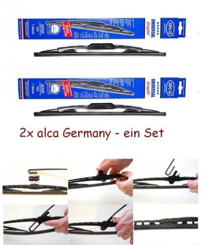 Bj.1995-2001 650+700mm alca Truck Germany Set 2x Scheibenwischer VW SHARAN