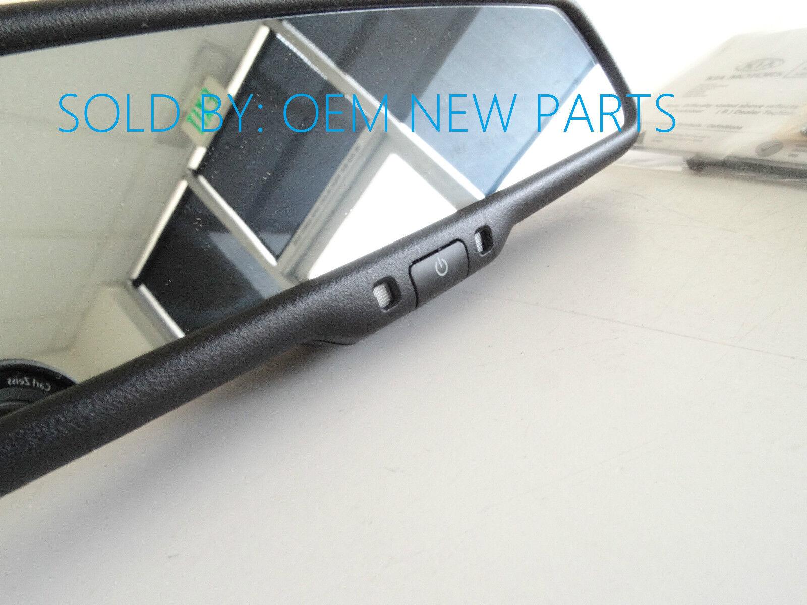 Kia Soul: Inside rearview mirror