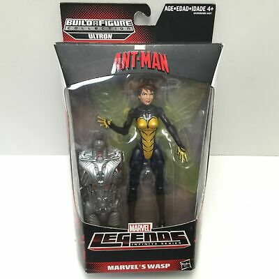 WASP NEW MARVEL LEGENDS INFINITE SERIES ACTION FIGURE MARVELS FIGURINE ANT-MAN