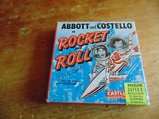 Super 8mm Color Silent Film Abbott and Costello In Rocket and Roll Castle Films