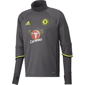 timeless design c206f b64df adidas Chelsea FC 2016 - 2017 Long Sleeve Training Soccer ...