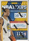 2016/17 Hoops Basketball unopened blaster box 10 packs of 11 NBA cards 1 hit