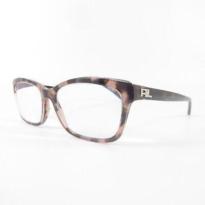 100% QualitäT Ralph Lauren Rl 6169 Kompletter Rand E8111 Verwendet Brille Rahmen