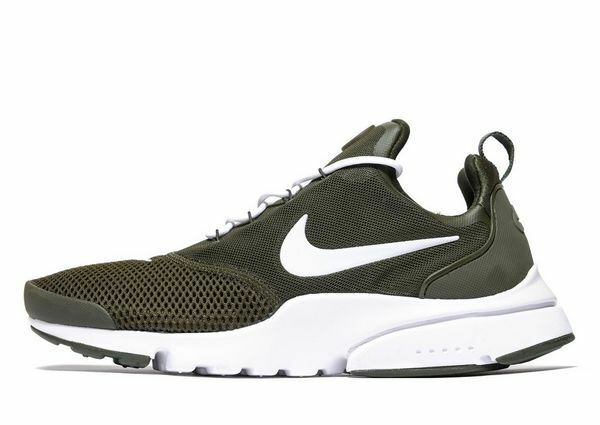 Dernière NIKE AIR PRESTO Fly Sneaker de Hommes Vert NEUF- Chaussures de Sneaker sport pour hommes et femmes 03fccf