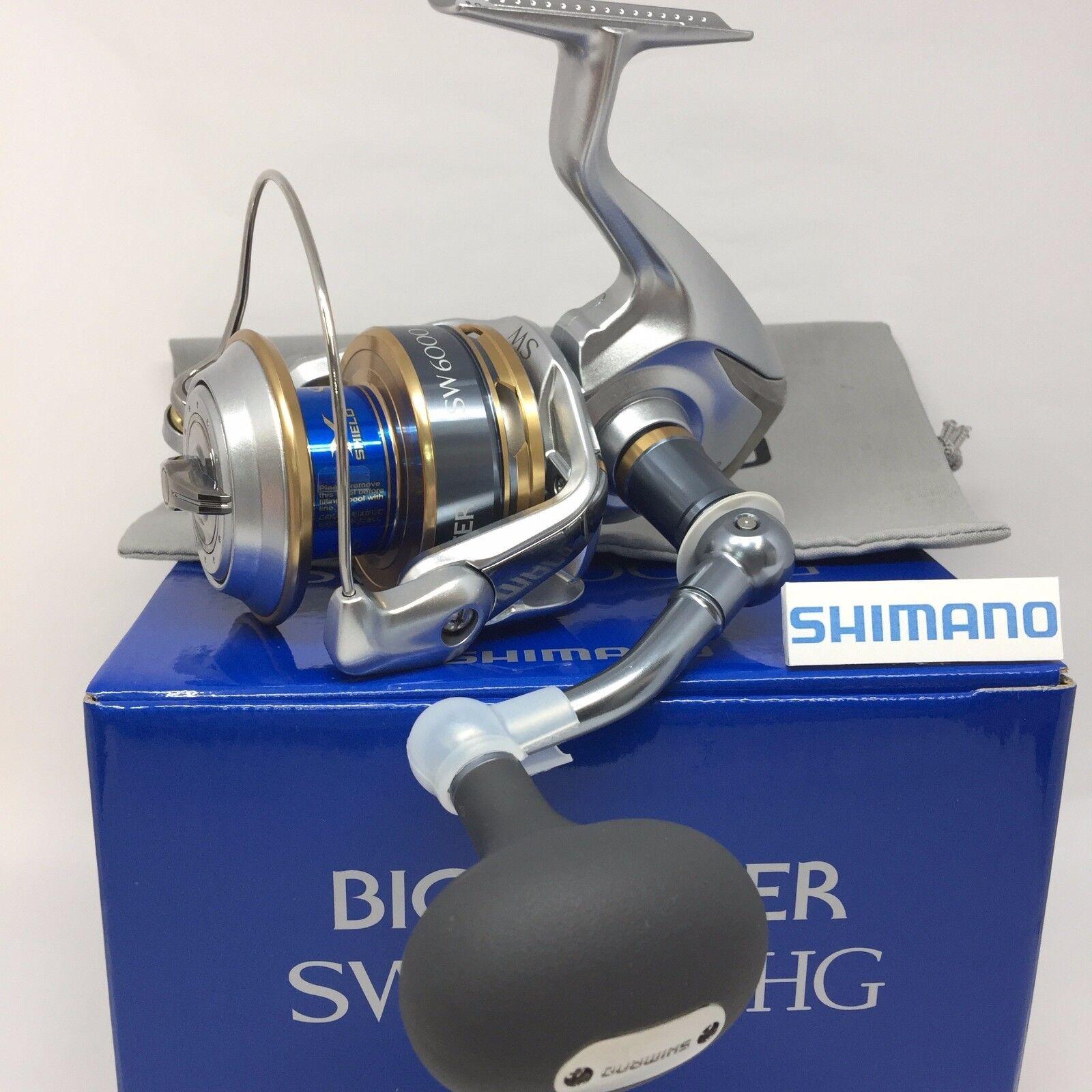 SHIMANO 16 BIOMASTER SW 6000HG   - Free Free - Shipping from Japan 1b7eb3