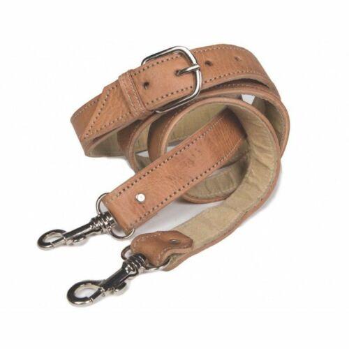 Men/'s genuine Soft Leather large vintage duffle travel gym weekend overnight bag