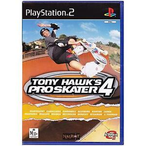 PLAYSTATION-2-TONY-HAWKS-PRO-SKATER-4-PAL-PS2-UVG-YOUR-GAMES-PAL