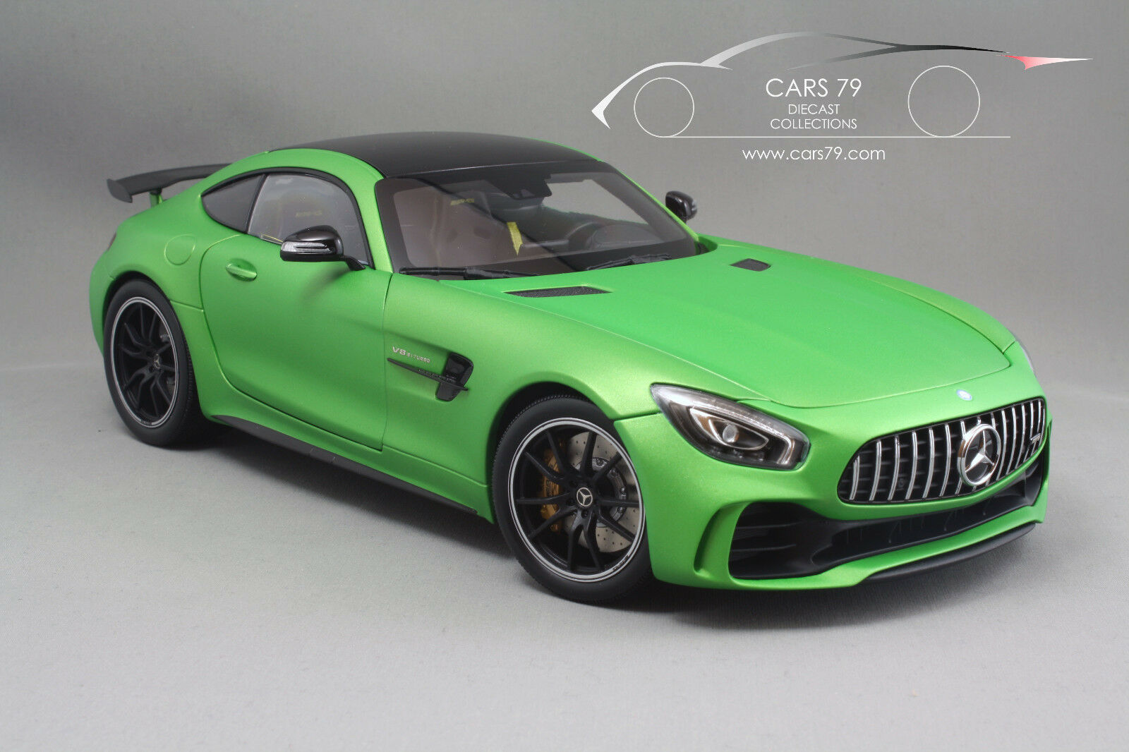 1 18 Mercedes Benz AMG-GT R by Almost Real