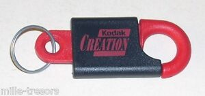 Porte-clefs-KODAK-Du-type-mousqueton-KODAK-Creation-Modele-ROUGE