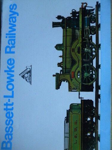 Catalogo catalog Bassett-Lowke Railways 1968 - story