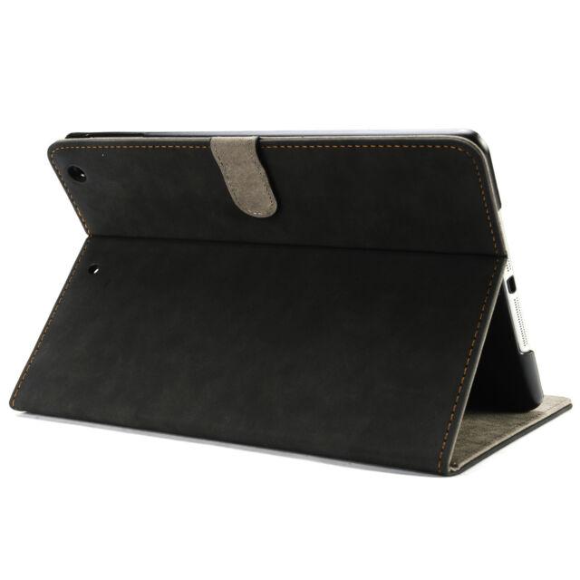 Classic Pu Leather Smart Cover Case for Apple iPad 4 3 2   iPad mini iPad Air 2