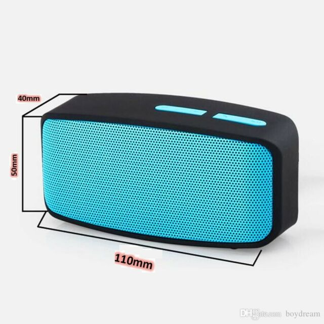 Audio Player Docks & Mini Speakers Portable Bluetooth Wireless ...
