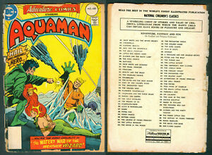 1976-Philippines-NATIONAL-DC-Adventure-Comics-Starring-AQUAMAN-Vol-43-No-450