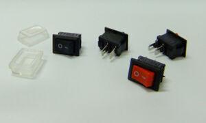 10pcs-Mini-10x15mm-2-Pin-SPST-ON-OFF-Rocker-Switch-3A-250V-6A-125V-Case-s654