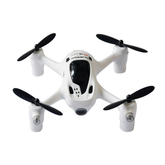 HUBSAN FPV X4 H107D+ Plus 2.4G 4CH RC Quadcopter Drone 2MP HD Camera