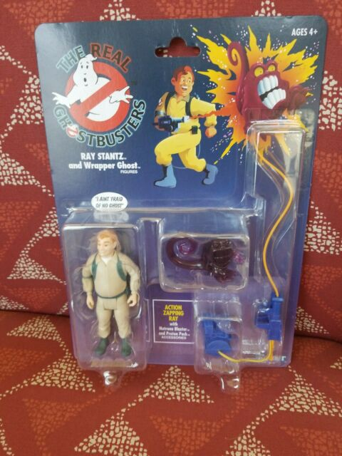The Real Ghostbusters 2020 Kenner Retro Ray Stanz Figure. WM Exclusive In Hand