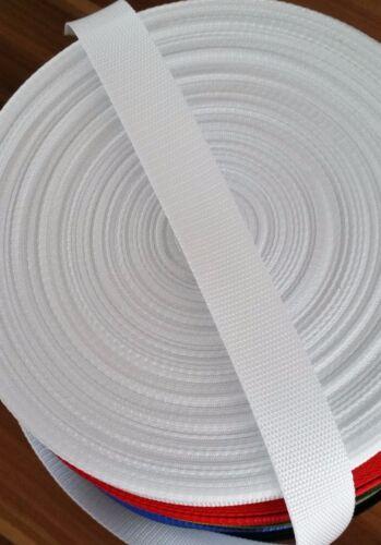 10mm de ancho de las correas de polipropileno Bolsa De Tapicería De Flejado Mango cinturones de 1-5 metros