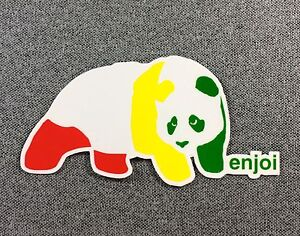 Enjoi-RASTA-Panda-Skateboard-Sticker-4-5in-si