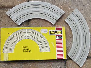 Faller-Ams-4492-2-X-Curve-90-Degree-Boxed-JU497