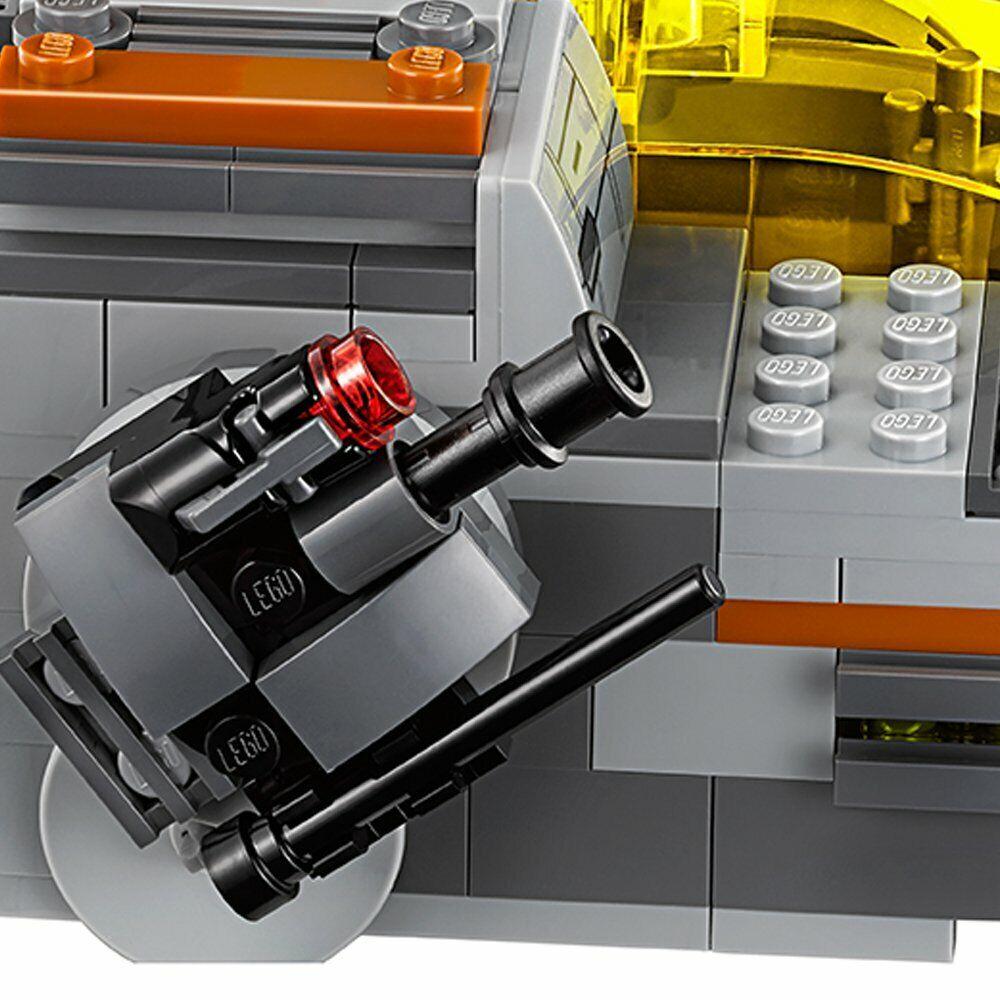 LEGO Star Wars Wars Wars Episode VIII Resistance Transport Pod 75176 Building Kit 294 Pcs 5c5140