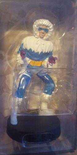 DC SUPERHERO FIGURINE COLLECTION I - CAPTAIN COLD - EAGLEMOSS FIGURINE