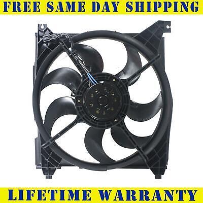 Radiator Cooling Fan Assembly for Hyundai Sonata//XG300//XG350 Kia Magentis//Optima